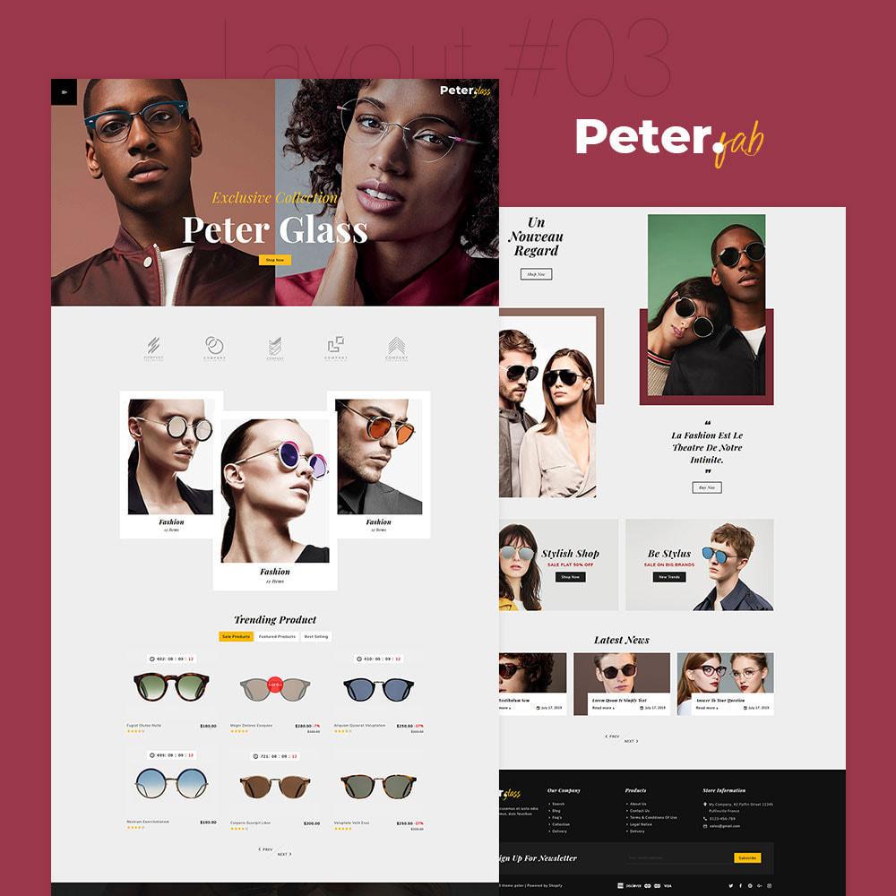theme - Mode & Schoenen - Peter - Fashion Boutique For Creatives - 4