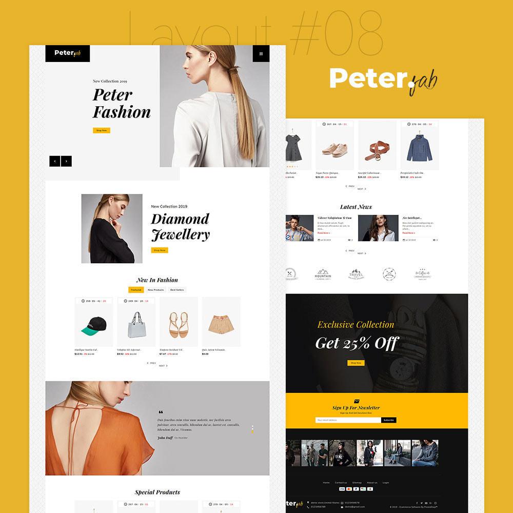 theme - Mode & Schoenen - Peter - Fashion Boutique For Creatives - 9
