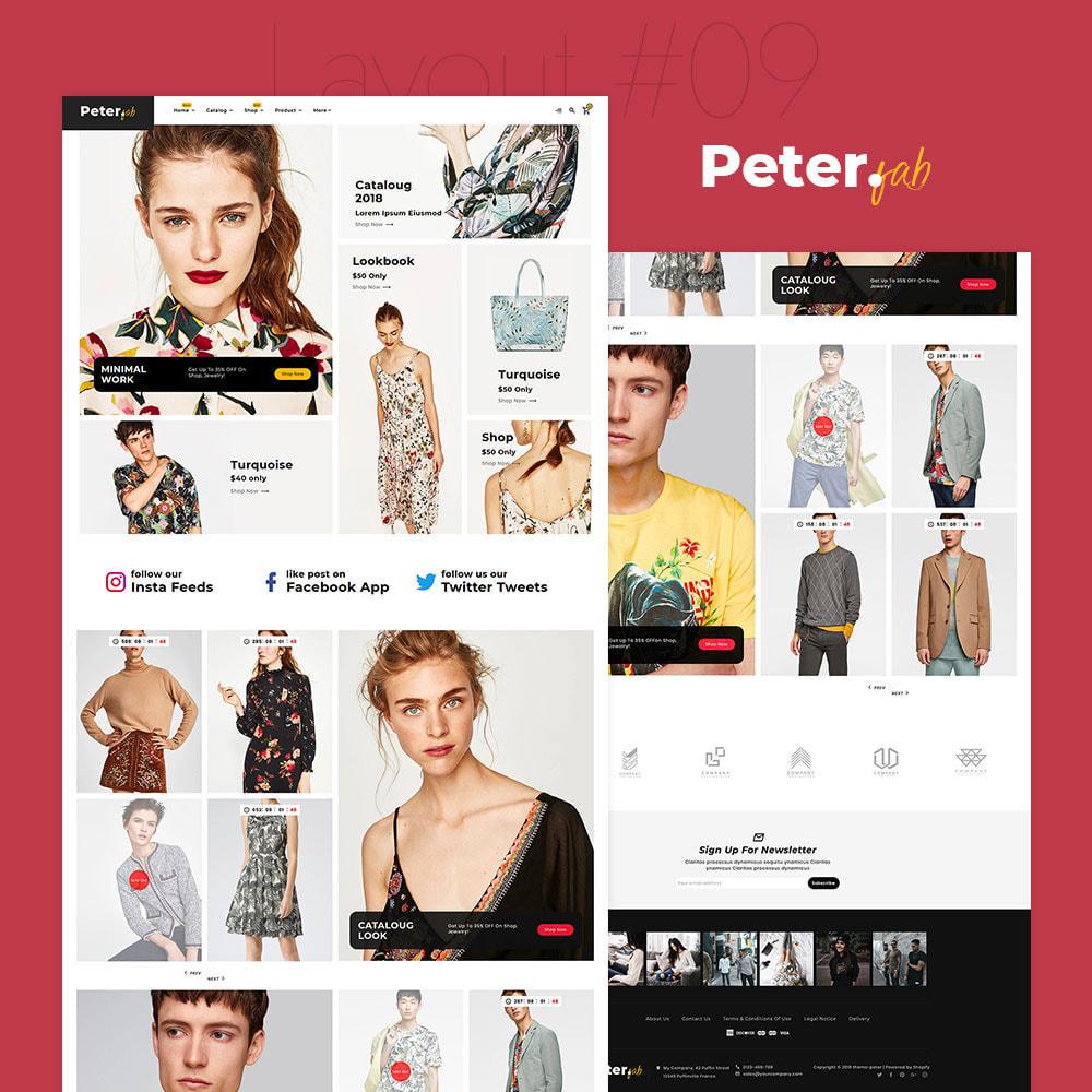 theme - Mode & Schoenen - Peter - Fashion Boutique For Creatives - 10