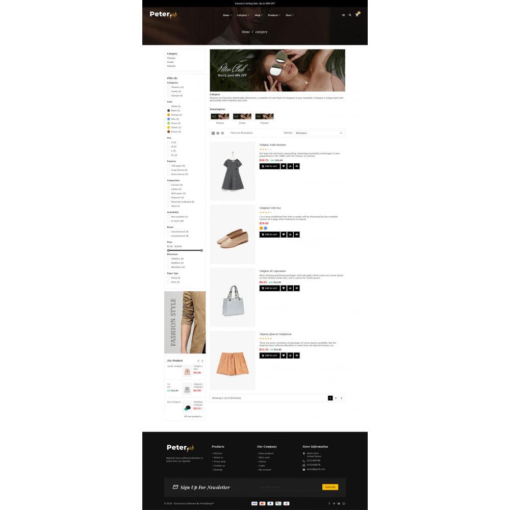 theme - Mode & Schoenen - Peter - Fashion Boutique For Creatives - 12