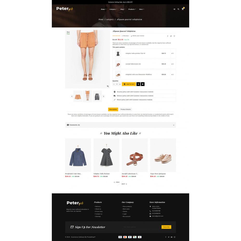 theme - Mode & Schoenen - Peter - Fashion Boutique For Creatives - 14