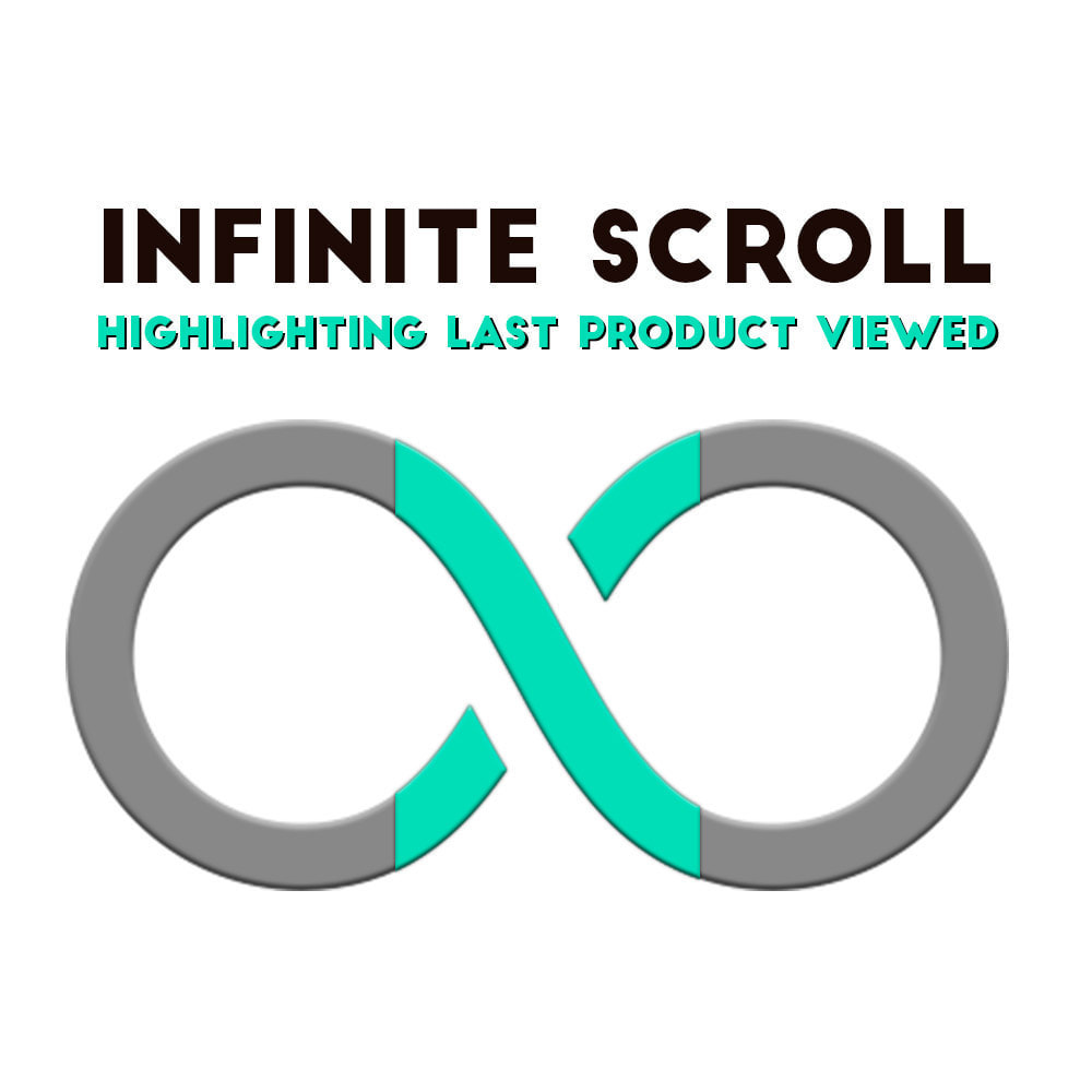 module - Outils de navigation - Infinite Scroll Highlighting Last Product Viewed - 1