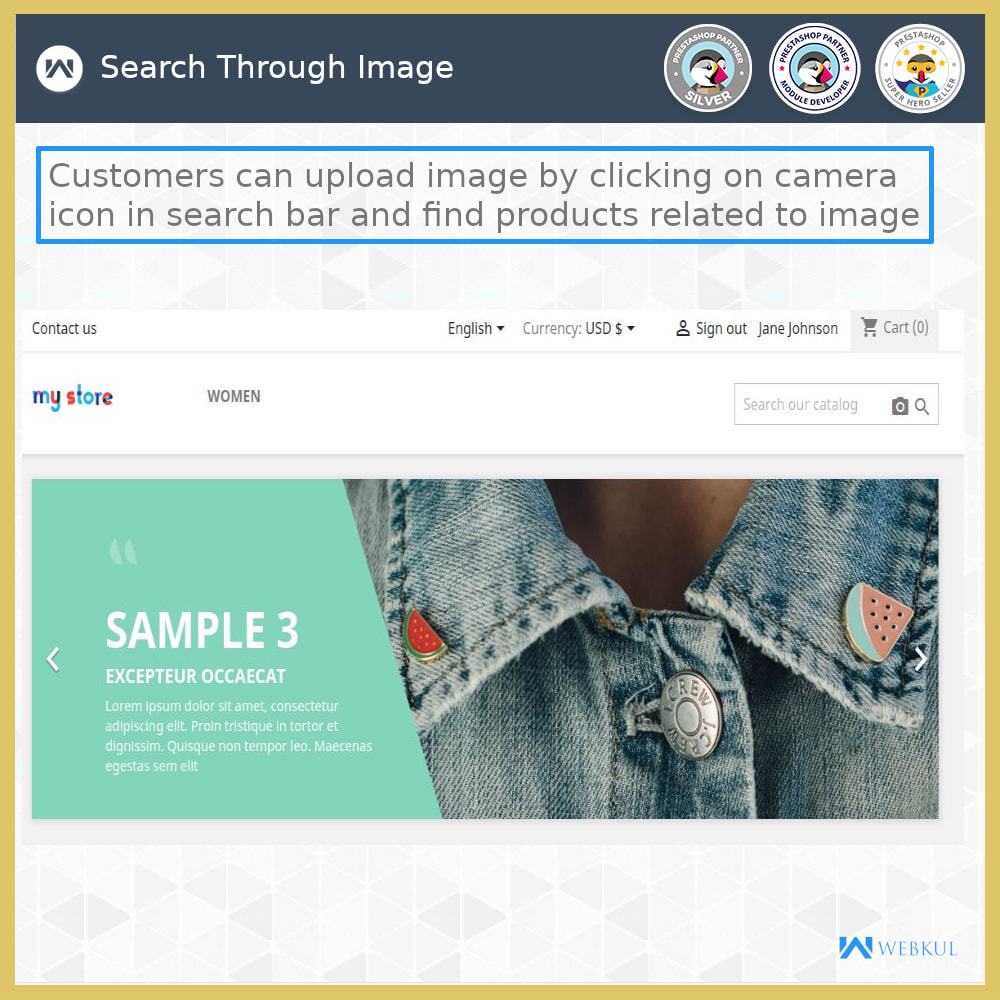 module - Поиск и фильтры - Search With Image | Advanced Product Search - 3