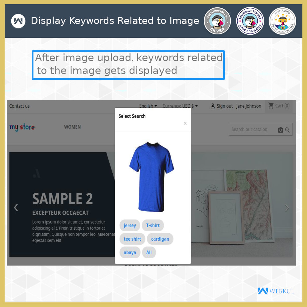 module - Поиск и фильтры - Search With Image | Advanced Product Search - 4