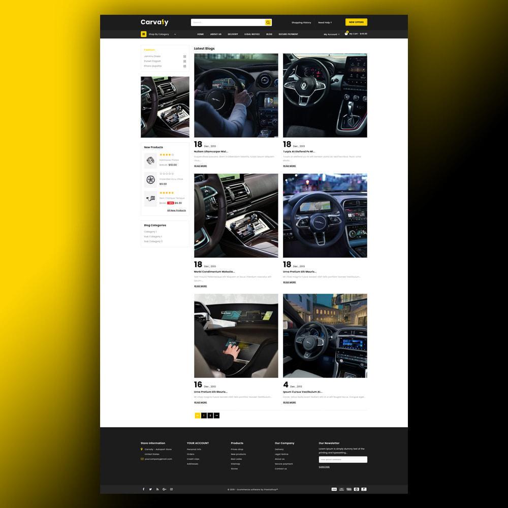 theme - Auto & Moto - Cavaly - Autopart Store - 7