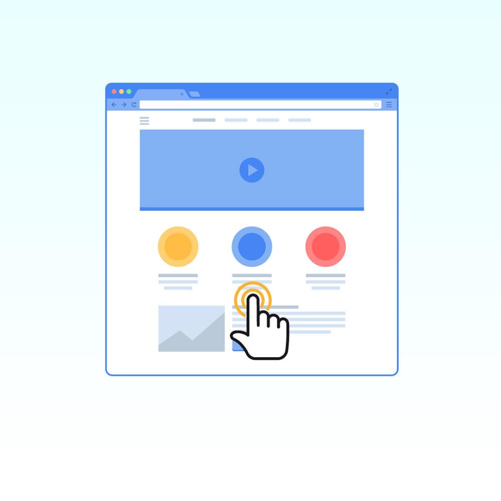 module - Navigatie middelen - One page paginator - 1