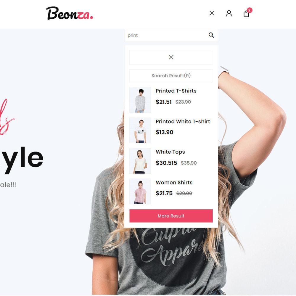 theme - Fashion & Shoes - Beonza Fashion Store - 8