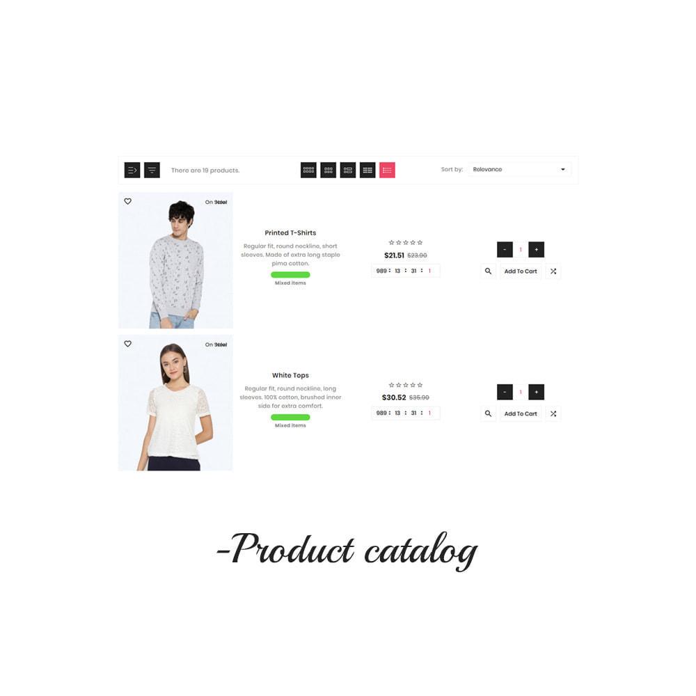 theme - Fashion & Shoes - Beonza Fashion Store - 11
