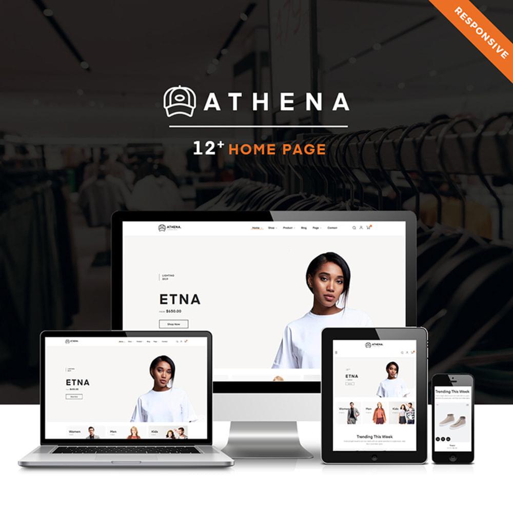 theme - Мода и обувь - Athena Fashion store - 1