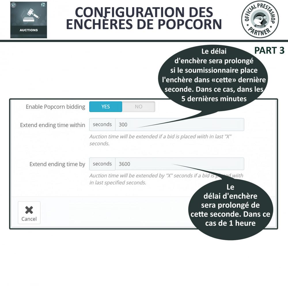 module - Site d'enchères - Enchères Pro - Système d'enchères en ligne - 11