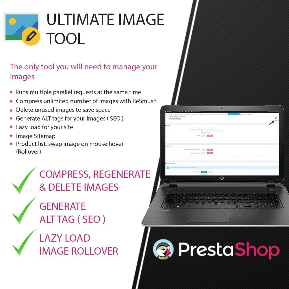 module - Visuels des produits - Image: WebP, Compression, Régénération - 1