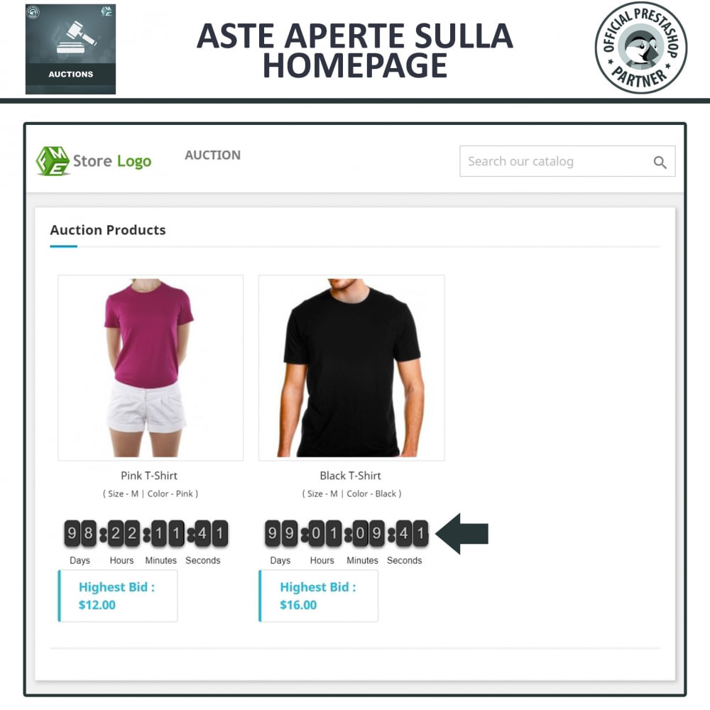 module - Aste - Asta Pro - Aste online e Offerte - 2