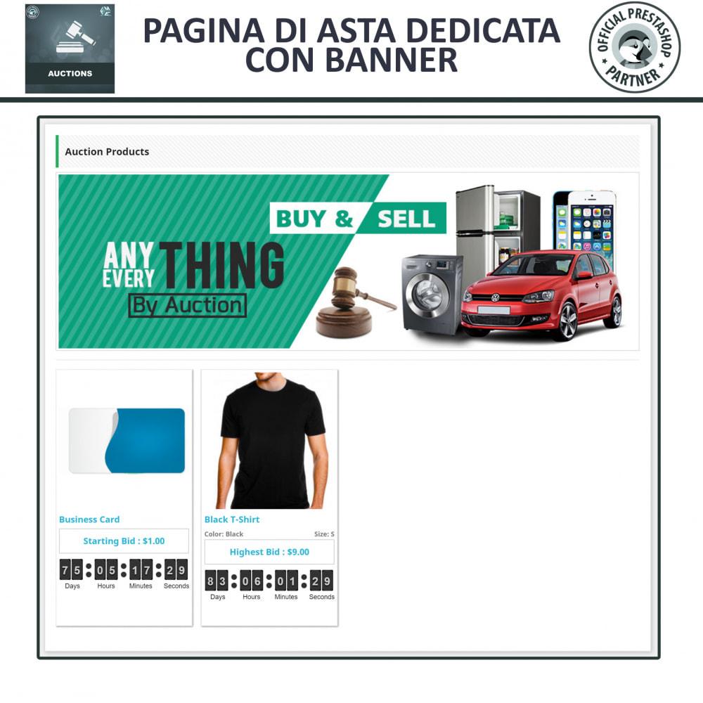 module - Aste - Asta Pro - Aste online e Offerte - 3