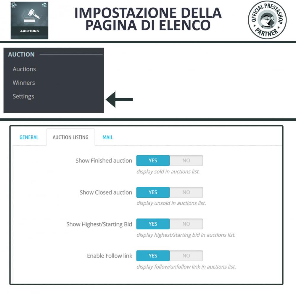 module - Aste - Asta Pro - Aste online e Offerte - 18