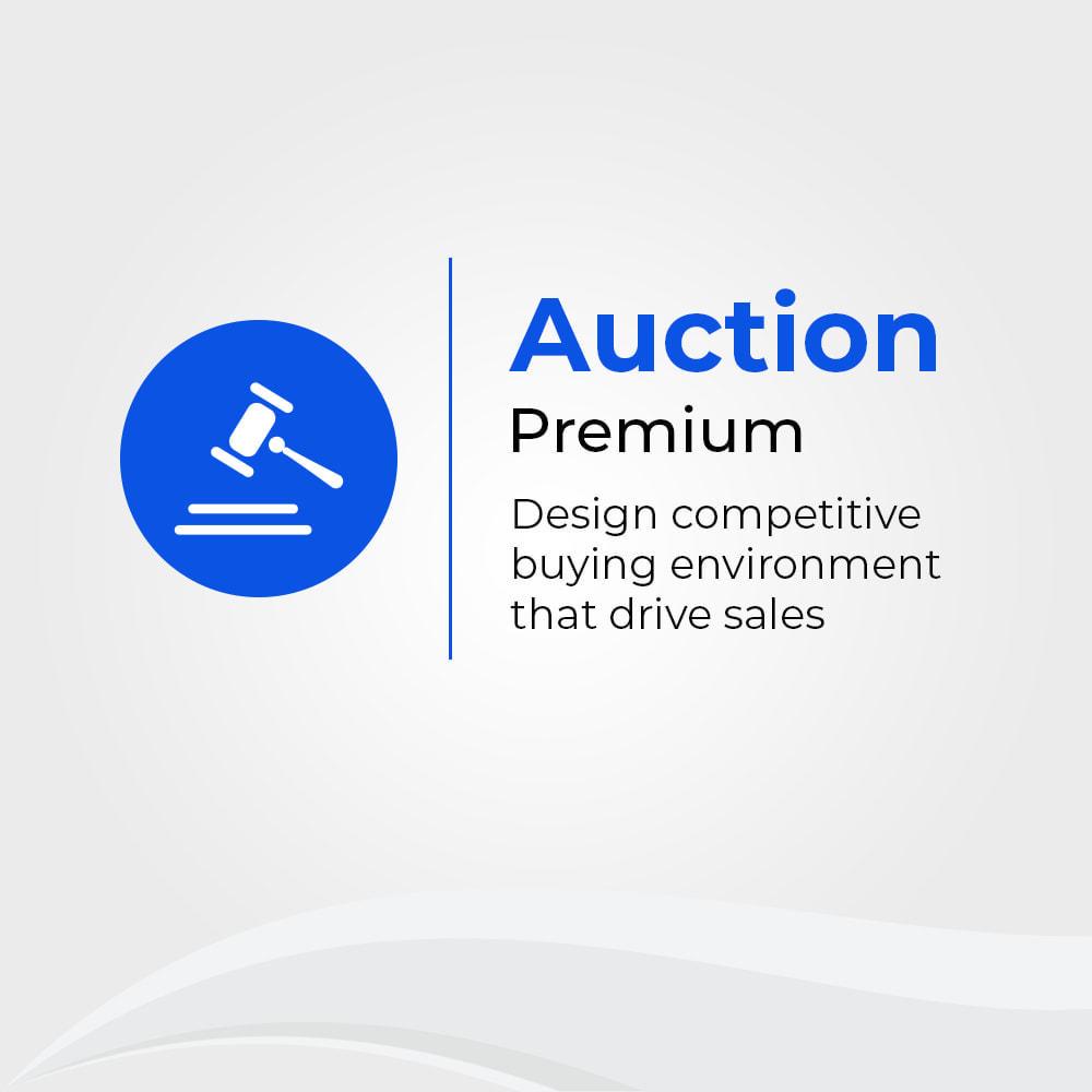 module - Web de Subastas - Auction Premium - Online Product Bid - 1