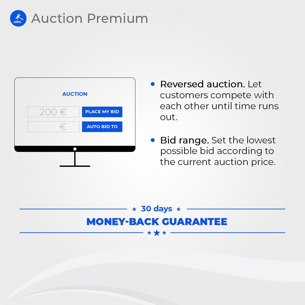 module - Web de Subastas - Auction Premium - Online Product Bid - 2