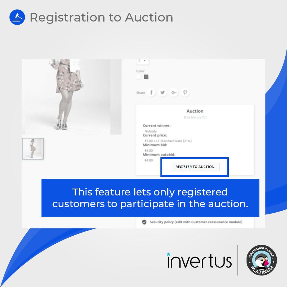 module - Web de Subastas - Auction Premium - Online Product Bid - 3