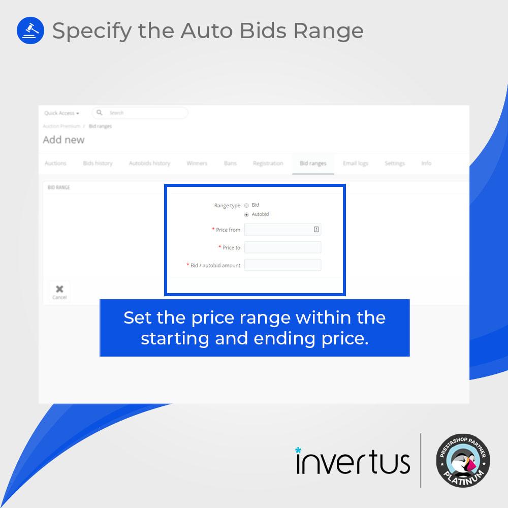 module - Web de Subastas - Auction Premium - Online Product Bid - 5