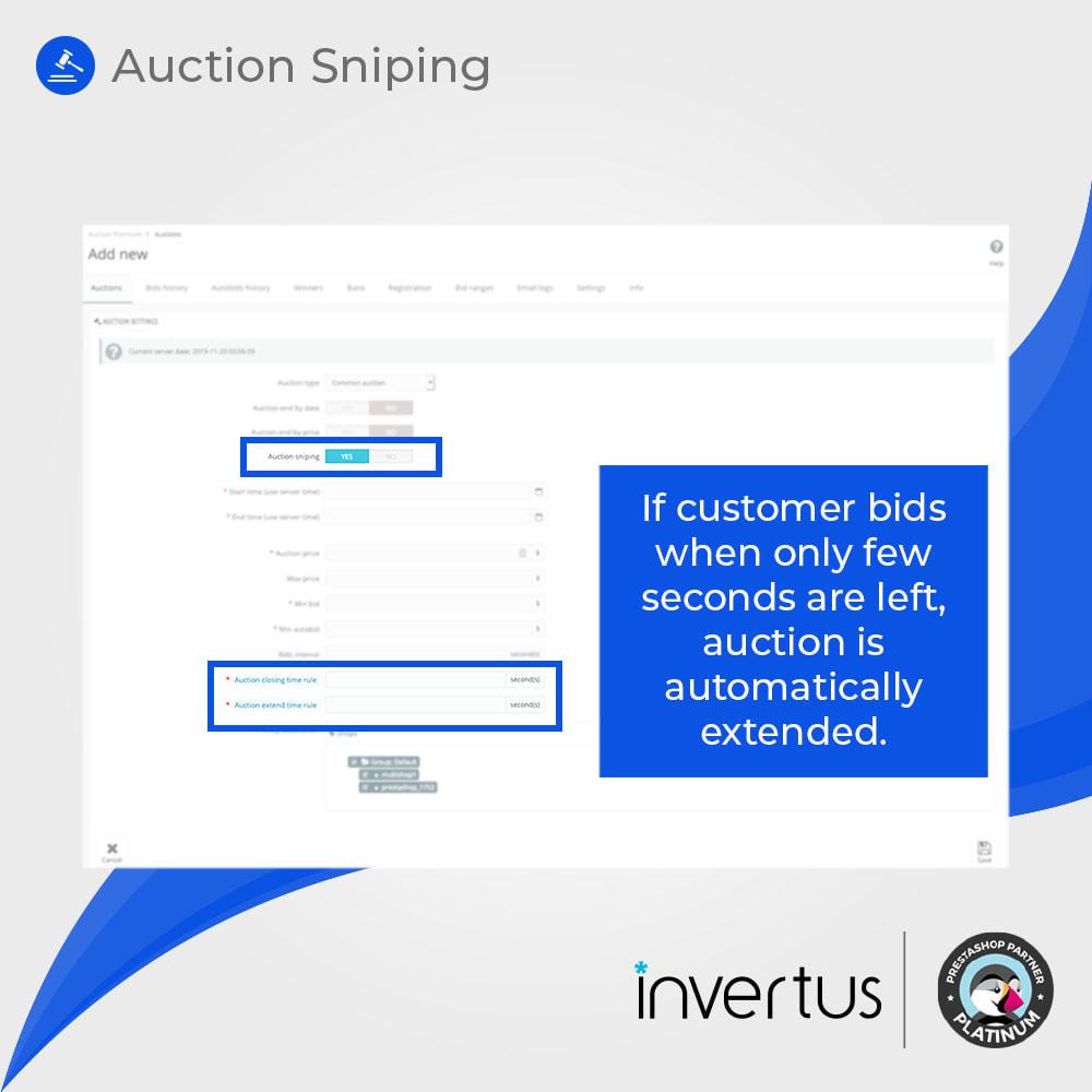 module - Web de Subastas - Auction Premium - Online Product Bid - 6