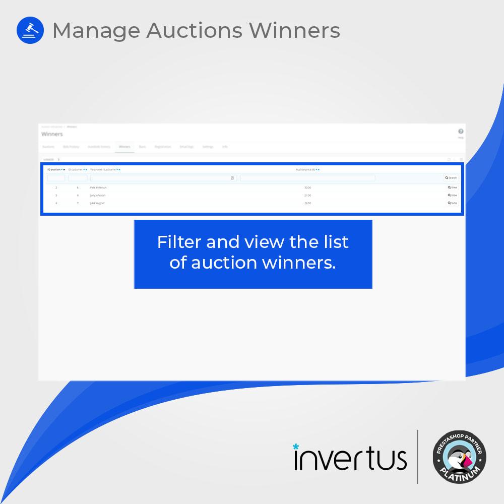 module - Web de Subastas - Auction Premium - Online Product Bid - 8