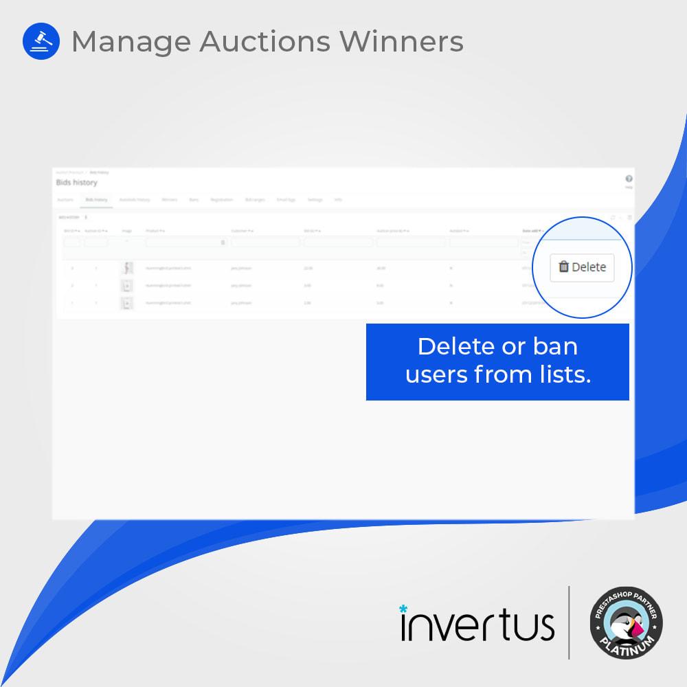 module - Web de Subastas - Auction Premium - Online Product Bid - 9