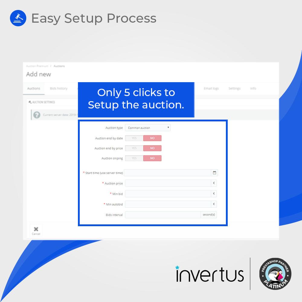 module - Web de Subastas - Auction Premium - Online Product Bid - 17