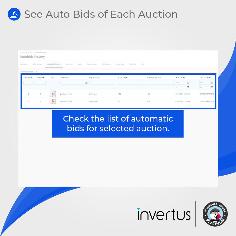 module - Web de Subastas - Auction Premium - Online Product Bid - 18