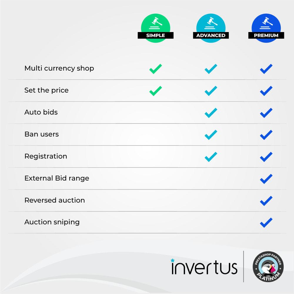 module - Web de Subastas - Auction Premium - Online Product Bid - 21