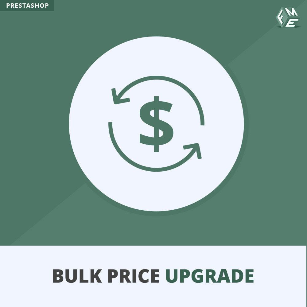 module - Modifica rapida & di massa - Bulk Update, Aggiornamenti di Massa dei Prezzi Prodotto - 1