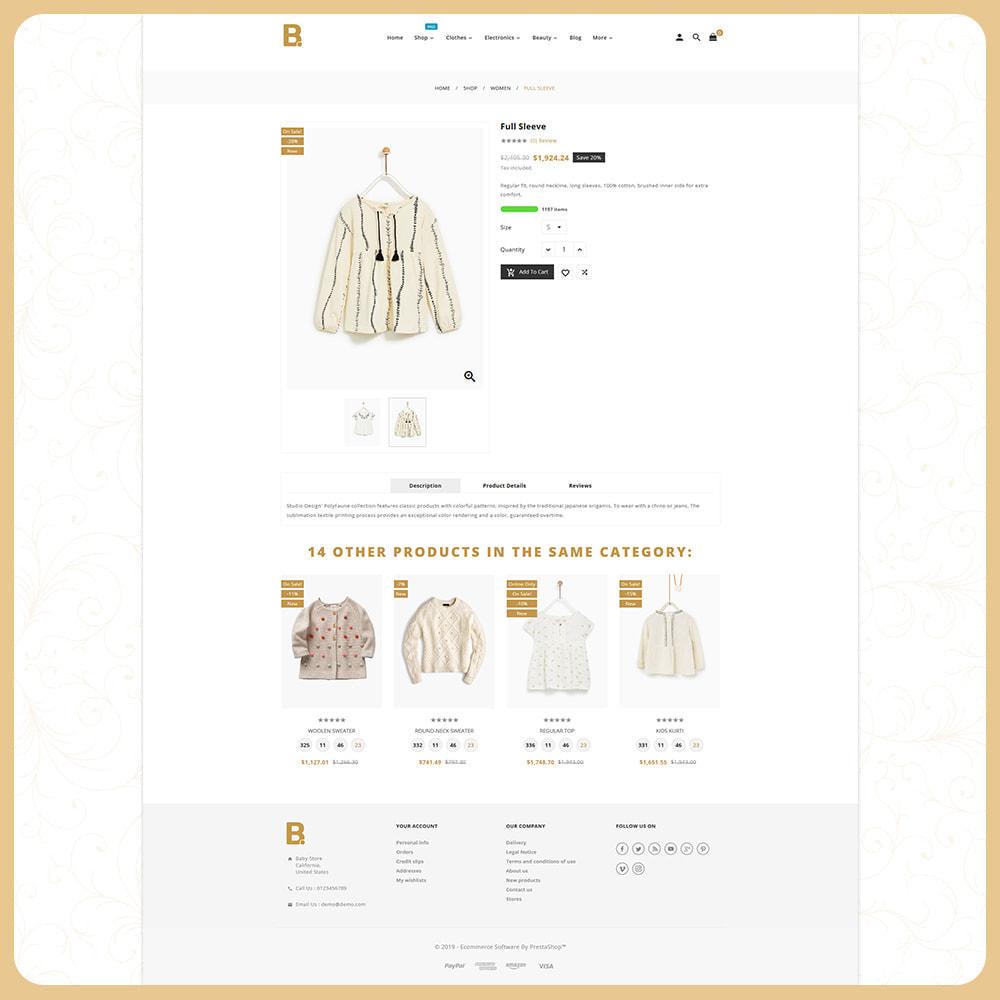 theme - Enfants & Jouets - B Kids Mega Kids–Children Fashion–Clothes Store - 15