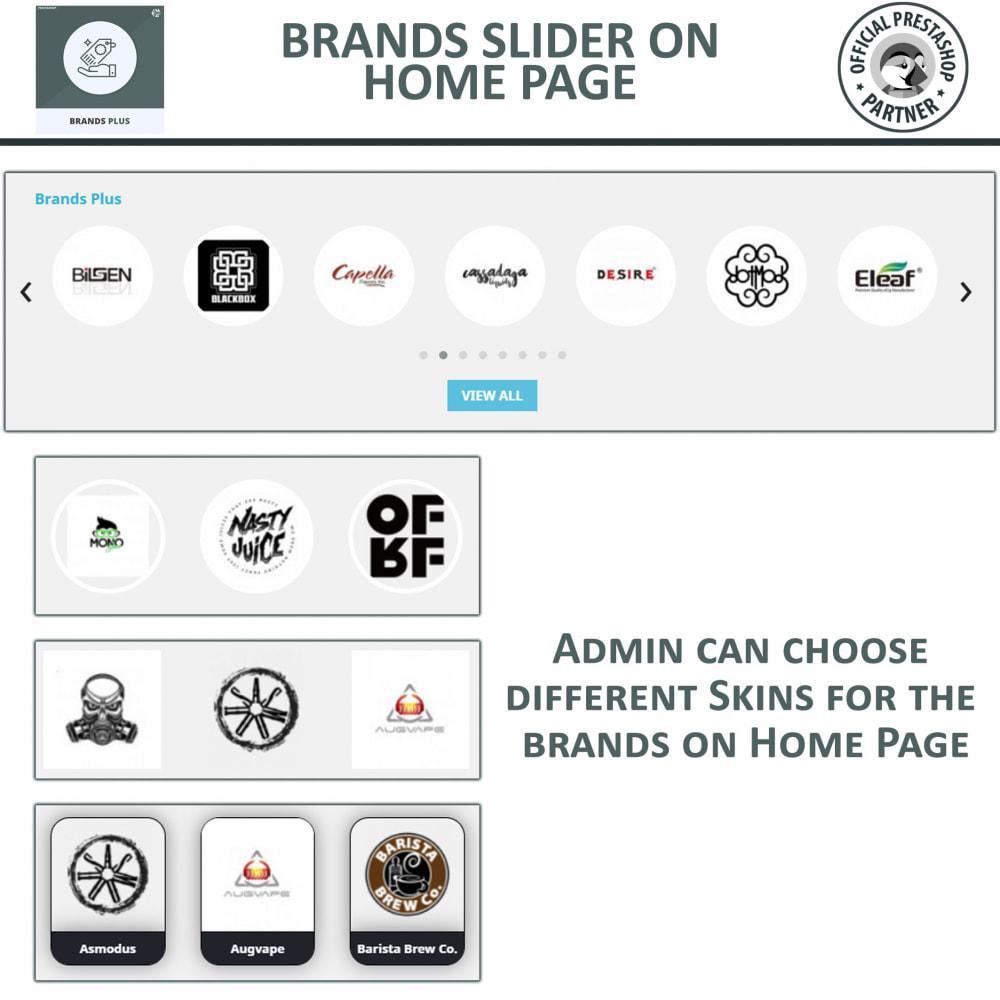 module - Marcas & Fabricantes - Brands Plus - Responsive Brands & Manufacturer Carousel - 3