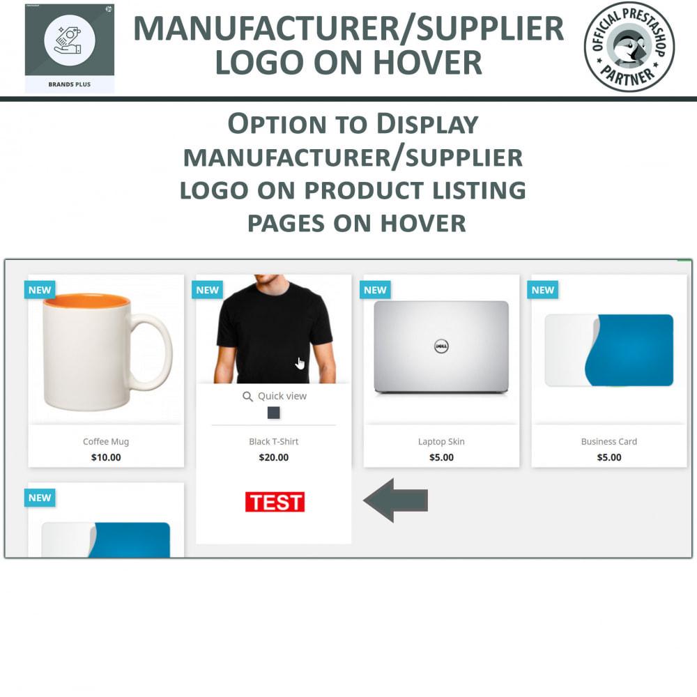 module - Brands & Manufacturers - Brands Slider - Show Brands & Manufacturer Carousel - 4