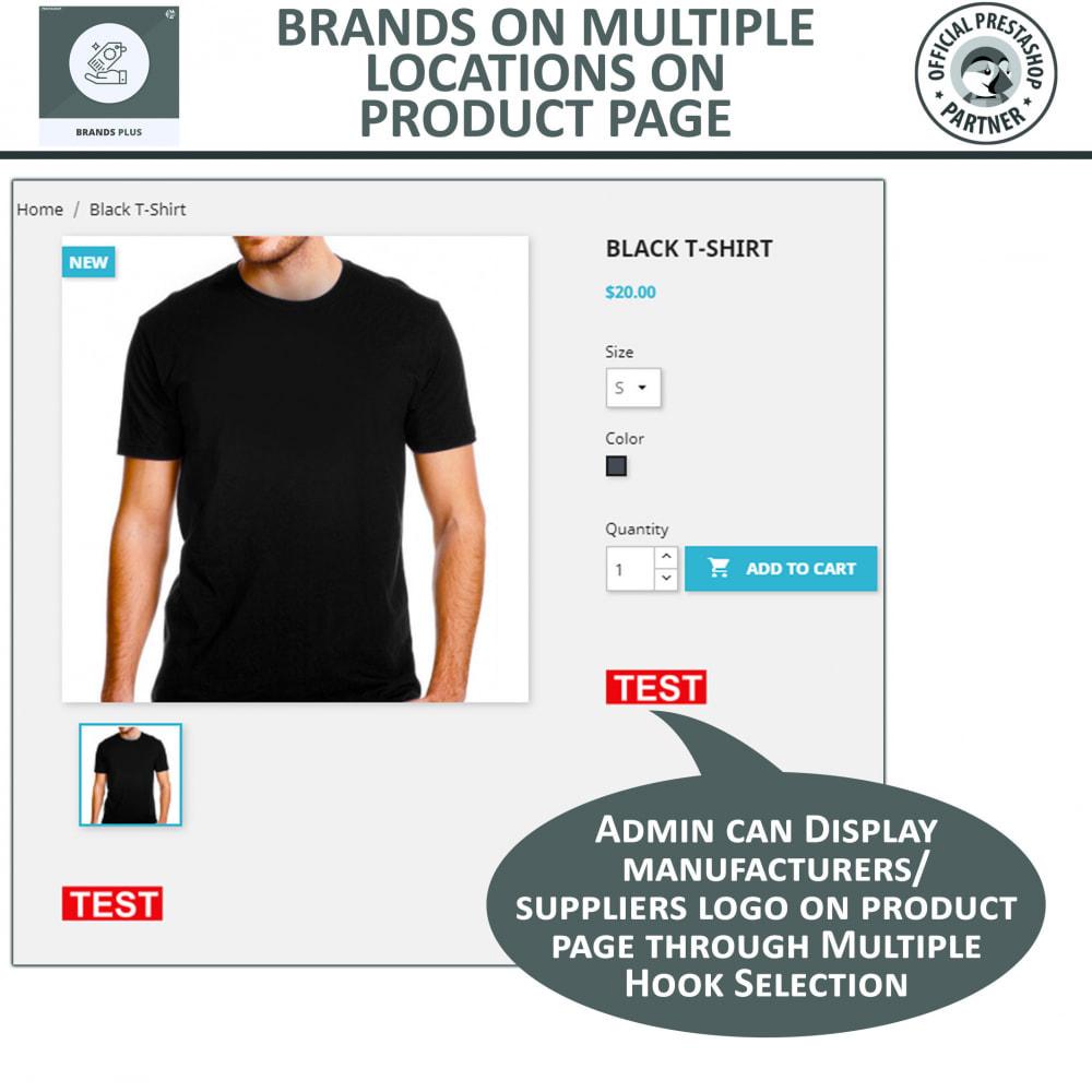 module - Brands & Manufacturers - Brands Slider - Show Brands & Manufacturer Carousel - 5