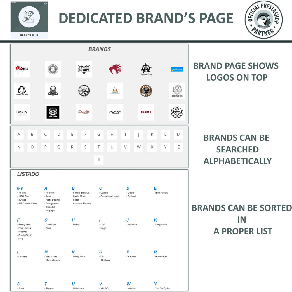 module - Marcas & Fabricantes - Brands Plus - Responsive Brands & Manufacturer Carousel - 6