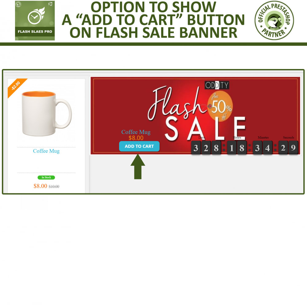 module - Flash & Private Sales - Flash Sales Pro - Discount with Countdown Timer - 6