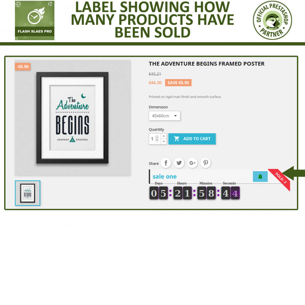 module - Flash & Private Sales - Flash Sales Pro - Discount with Countdown Timer - 8