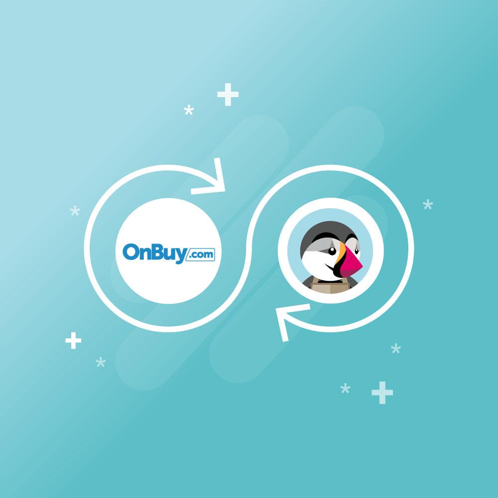 module - Integrazione (CRM, ERP...) - OnBuy Integration - 1