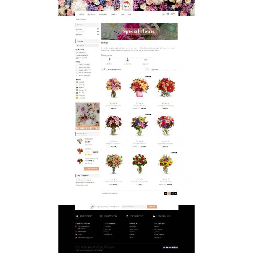 theme - Regali, Fiori & Feste - Flow - Flowers Store - 3