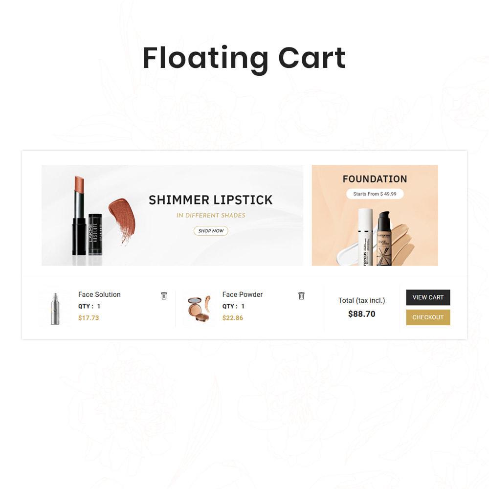 theme - Santé & Beauté - Sephora Mega Bio–Cosmetics Health–Beauty Super Store - 7