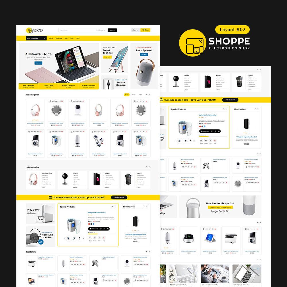 theme - Eletrônicos & High Tech - Shoppe - Multi-Purpose Mega Store - 3