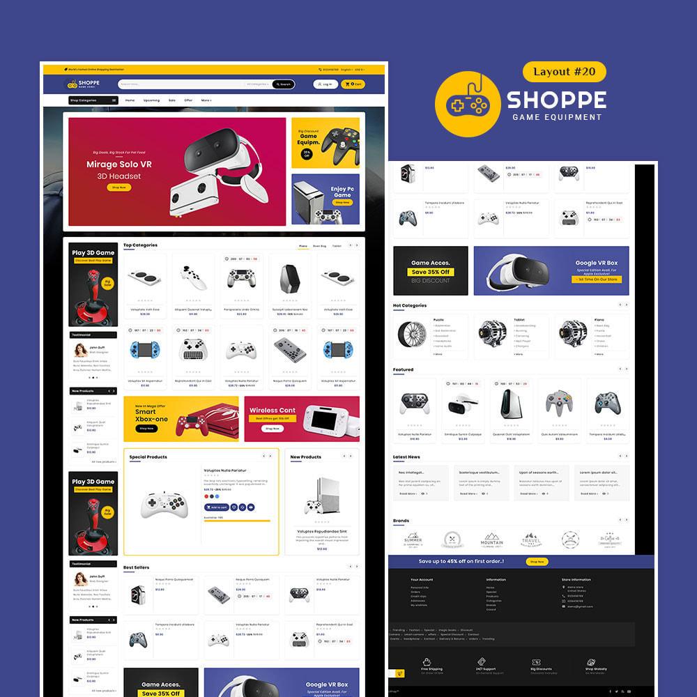theme - Eletrônicos & High Tech - Shoppe - Multi-Purpose Mega Store - 21