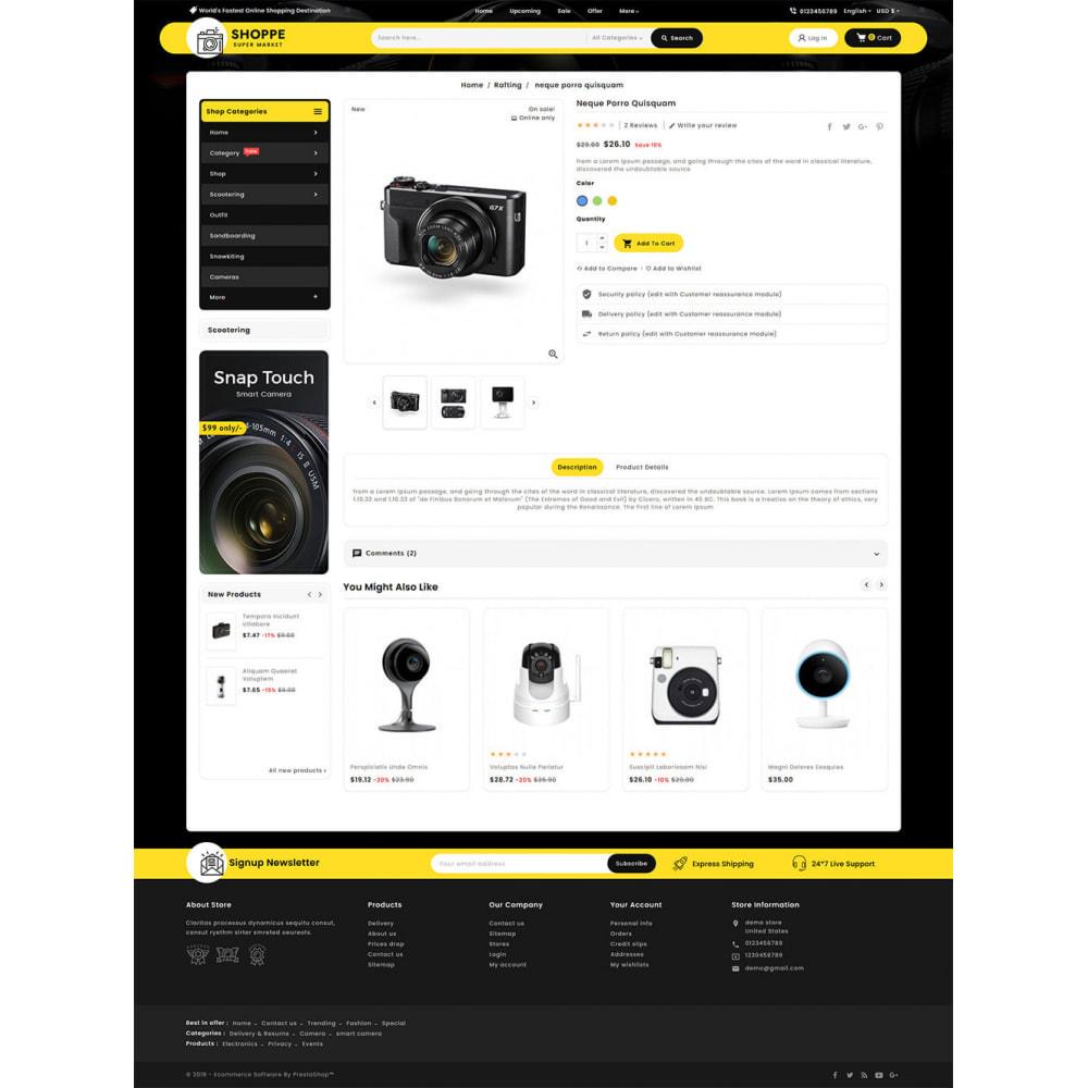 theme - Eletrônicos & High Tech - Shoppe - Multi-Purpose Mega Store - 25