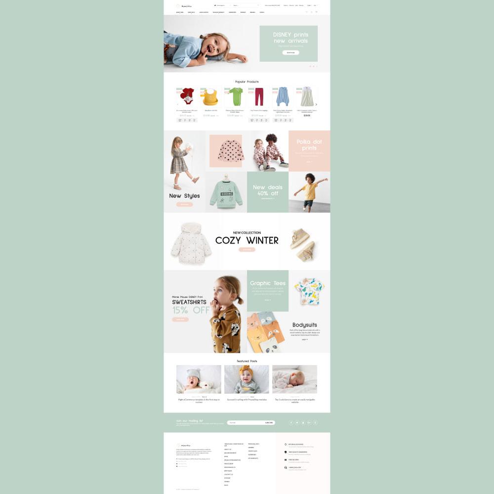 theme - Kinder & Spielzeug - Bambika - Kids' Apparel Store - 2