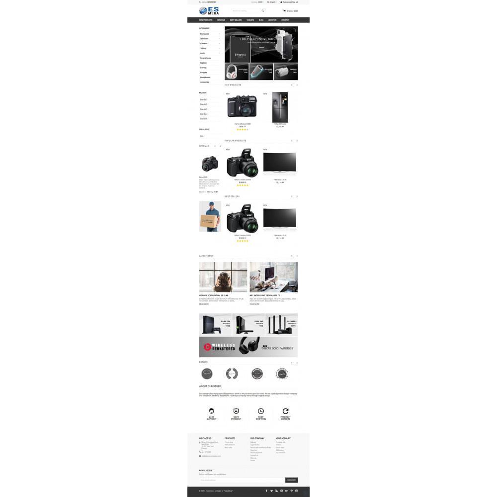 theme - Elektronika & High Tech - Mega Electronic Store - 5
