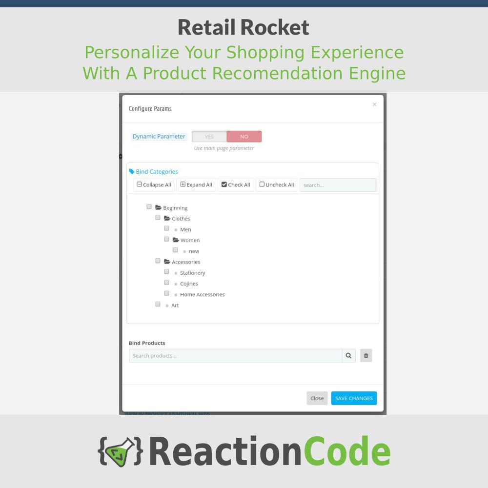 module - Cross-Selling & Produktbundles - Retail Rocket - 4