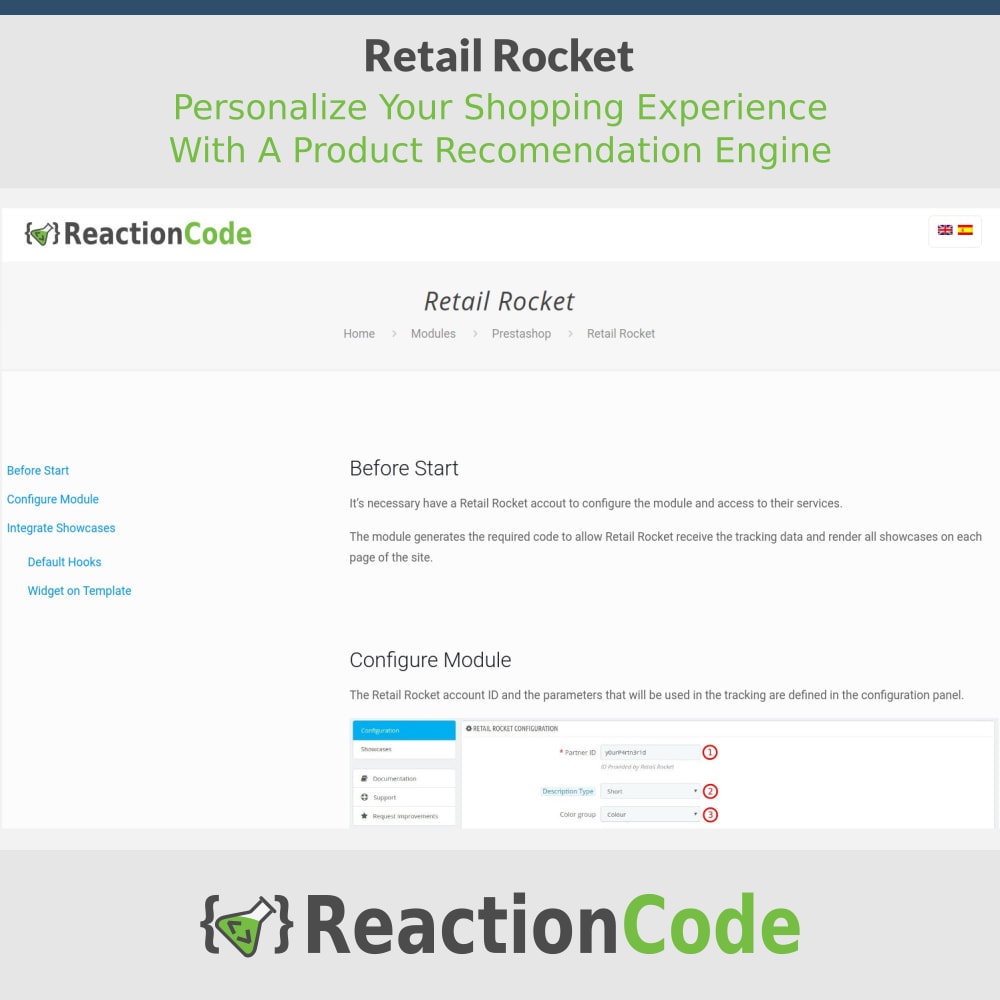 module - Cross-Selling & Produktbundles - Retail Rocket - 5