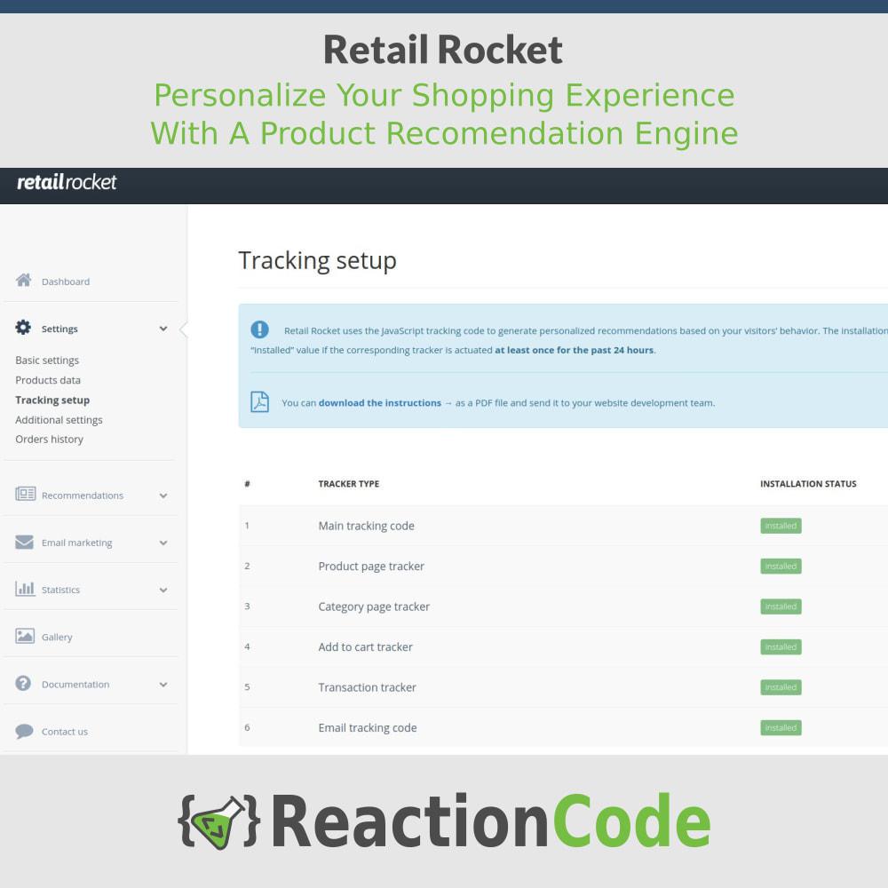 module - Cross-Selling & Produktbundles - Retail Rocket - 6