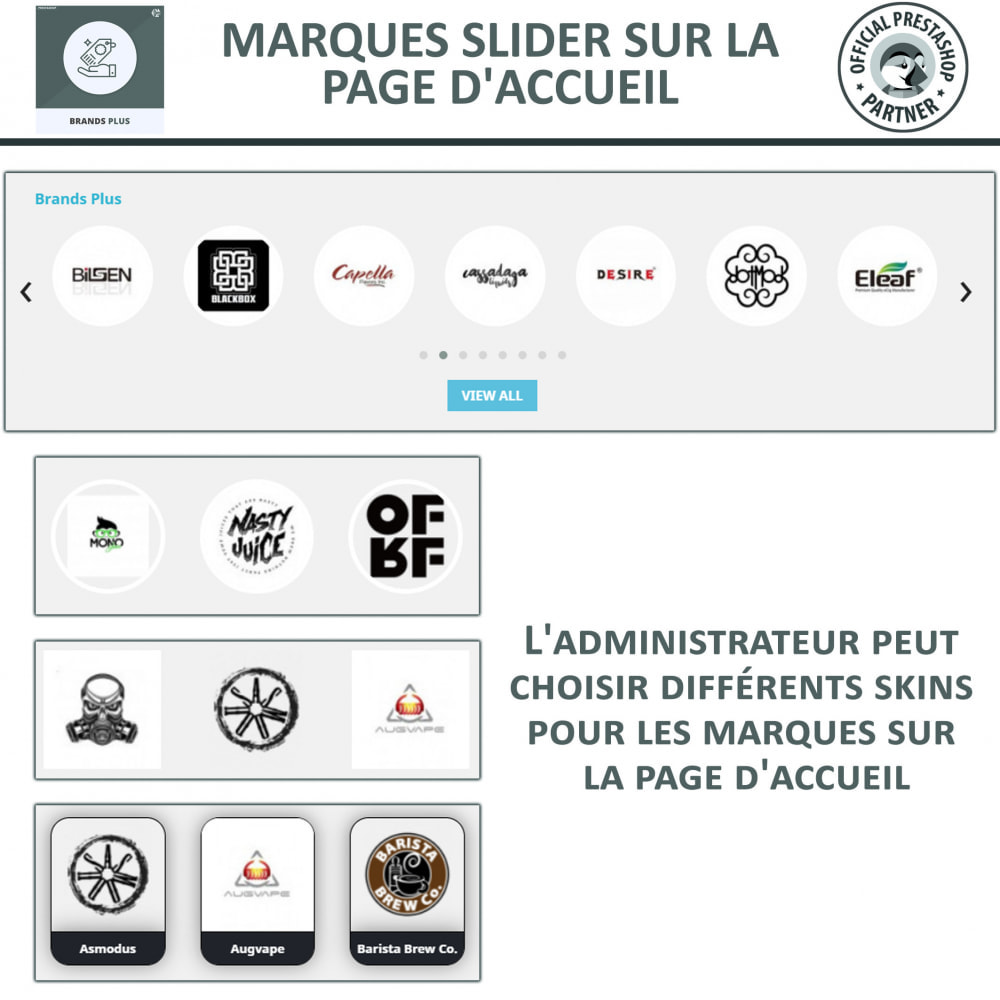 module - Marques & Fabricants - Brands Plus - Responsive Brands & Manufacturer Carousel - 3
