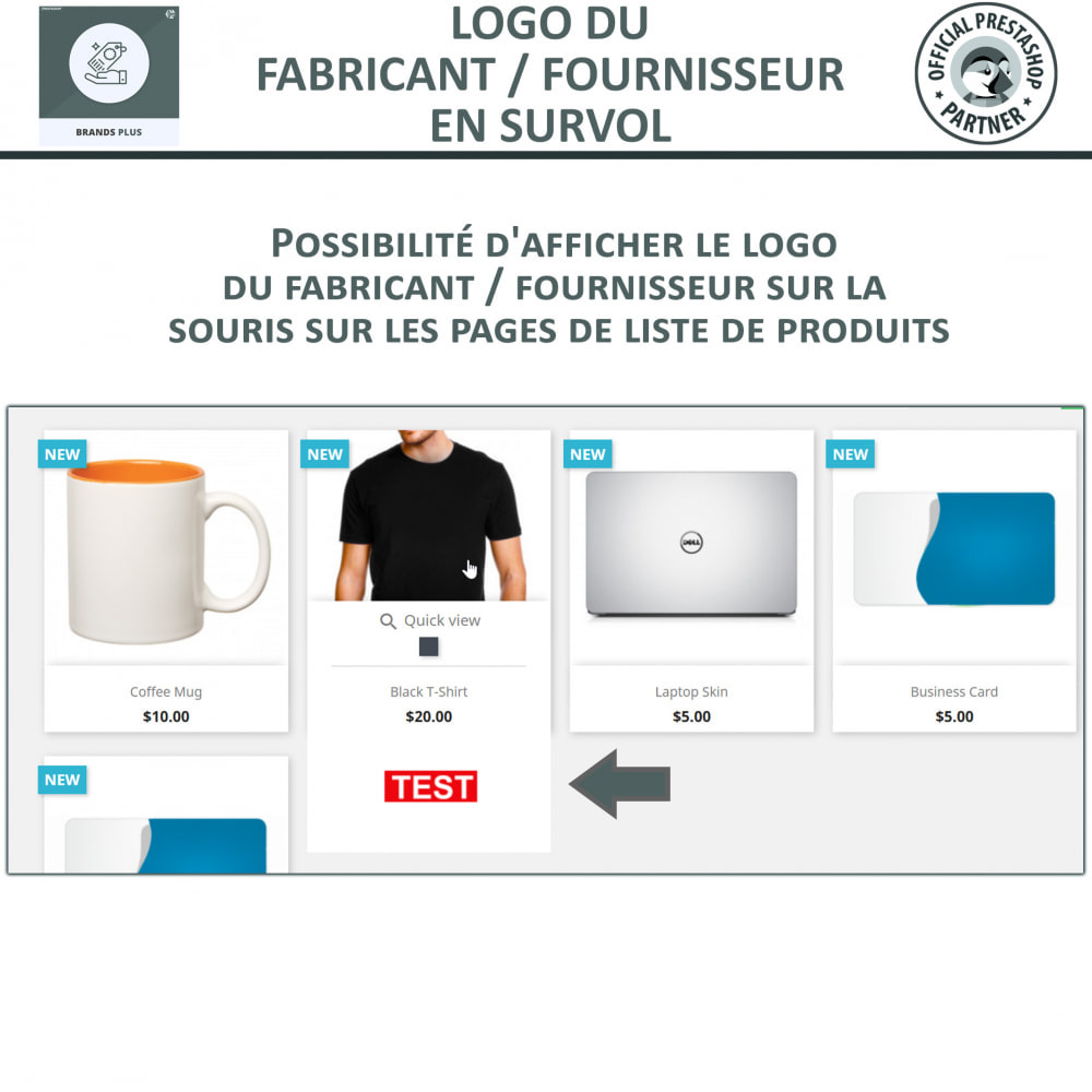 module - Marques & Fabricants - Brands Plus - Responsive Brands & Manufacturer Carousel - 4