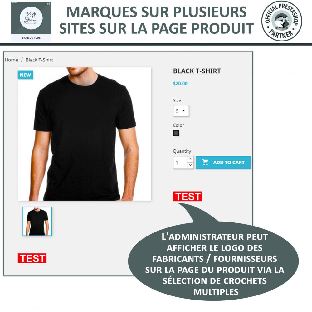 module - Marques & Fabricants - Brands Plus - Responsive Brands & Manufacturer Carousel - 5